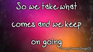 Big Time Rush - Halfway There With Lyrics
