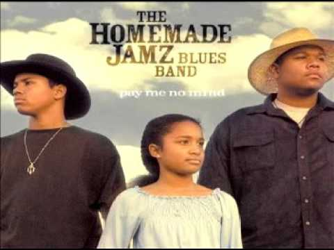 The Homemade Jamz Blues Band - Time For Change
