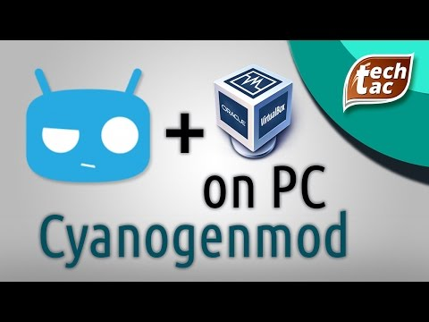 How to Install Cyanogenmod 13 On PC (Android 6.0.1) (VirtualBox)
