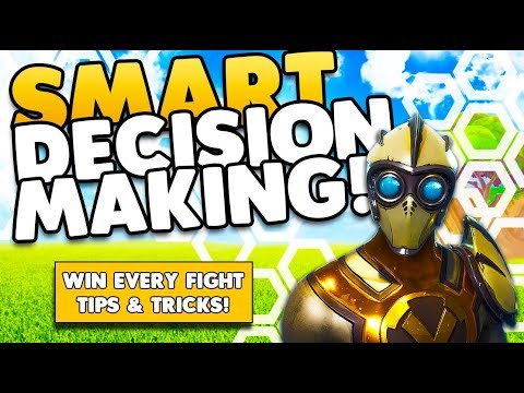 Win More Games! | Smart Decision Making Tips & Tricks | Fortnite Battle Royale