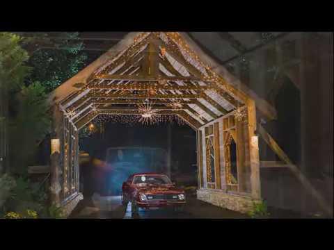 68 CAMARO wedding getaway car
