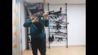 AK-47 비비탄 총 [승짱토이]