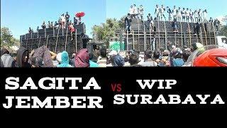 SAGITA JEMBER vs WIP SURABAYA. BANYUWANGI HOREG