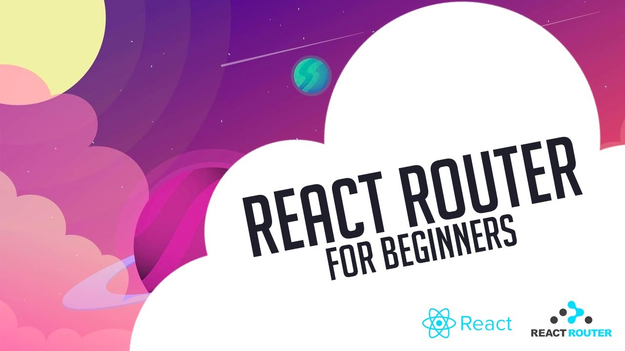 React Router For Beginners   React JS Tutorial