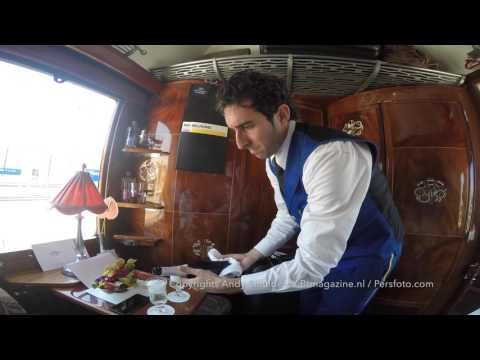 Venice Simplon Orient Express Full Experience filmed in 4K f
