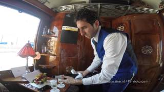 Venice Simplon Orient Express Full Experience filmed in 4K from Venice to London