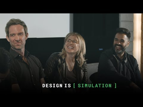 Design is [Simulation] – VR & AR Panel Discussion with Danie