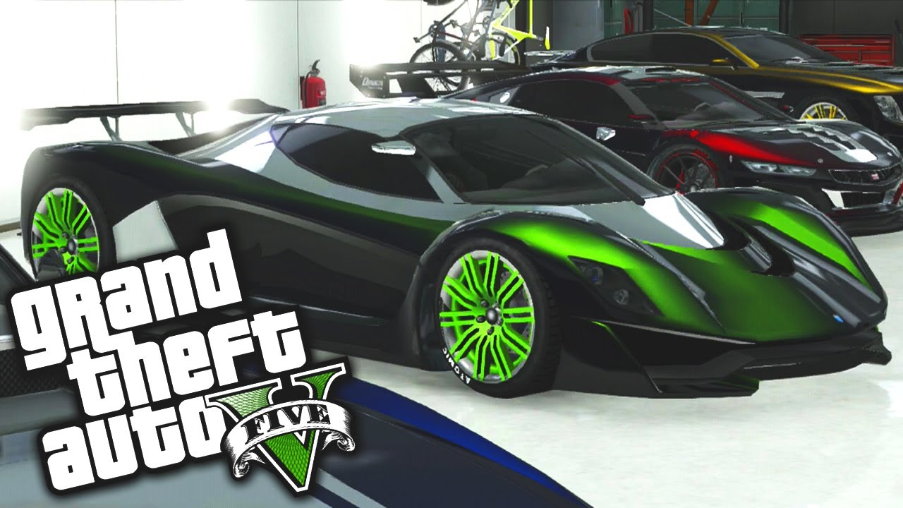 Best Super Car Gta  Online