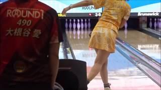 ROUND1Cup Ladies 2016 決勝トーナメント2回戦 大坪菜摘美vs.大根谷愛 2G目