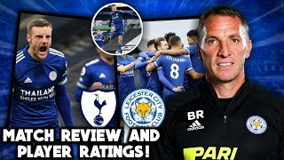 #leicester #spurs #sportsa #leicestercity #tottenham #spursleicester #spursleicesterreview #spurs0-2leicester #spursreview #leicesterreview #premierleague #t...