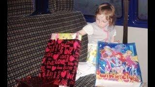 День рождение Регины  Как можно отпраздновать 8 й день рождения