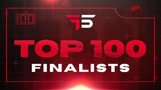 FaZe Clan Recruitment Challenge - Top 100 Finalists #FaZe5