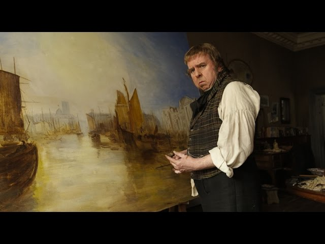 Tráiler de Mr. Turner