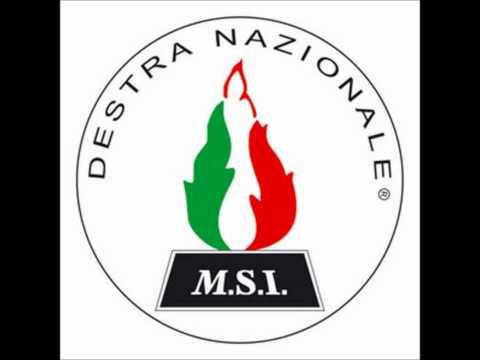 Canto degli Italiani - Inno Movimento Sociale Italiano