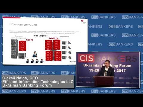 The speed of innovation by Oleksii Naida, CEO, Efficient Information Technologies LLC