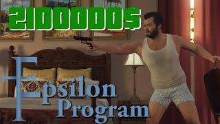 GTA 5 - Sekta Epsilon + 2100000$ (Kifflom! - Achievement CZ/SK)