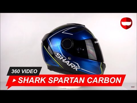 Repeat Unboxing Shark Race R Pro Guintoli Carbon By The Jakarta
