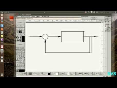 "Tutorial on Graphics using ""Xfig"" in Linux (Ubuntu) June-2015"