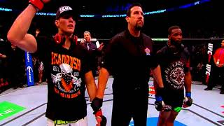 Rory MacDonald On His Fight Vs Tyron Woodley