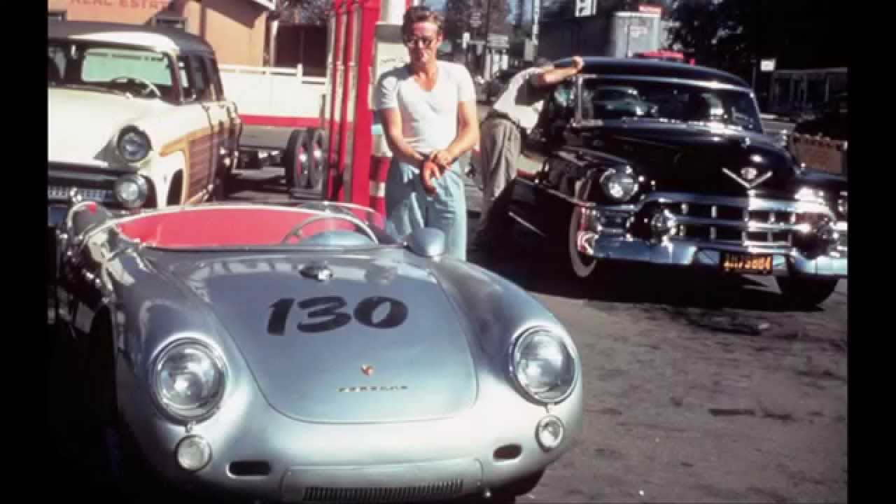 James Dean S Last Drive Youtube