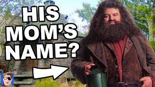 J vs Ben: The HARDEST Hagrid Trivia Quiz EVER