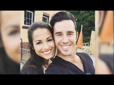 Craig Strickland's Wife Helen Shares Personal Memories From Their First Date at Funeral Service