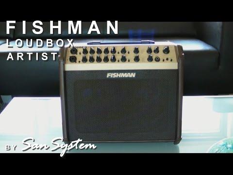 FISHMAN Loudbox Artist LBX-600
