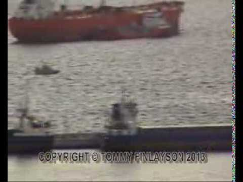 Spanish ship in 'heated' standoff with Royal Navy in Gibraltar