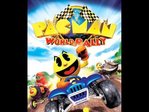 Pac Man World Rally Soundtrack - Molten Mountain