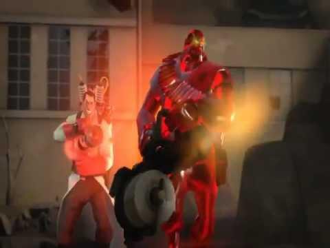 I am bulletproof! - The Heavy [Team Fortress 2]