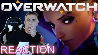 "Overwatch Animated Short |  ""Infiltration"" Reaction (BlizzCon 2016) - SOMBRA IS FINALLY HERE!"