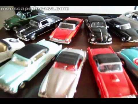 "Autos a Escala- Colección ""Clásicos de Leyenda"" del Diario"