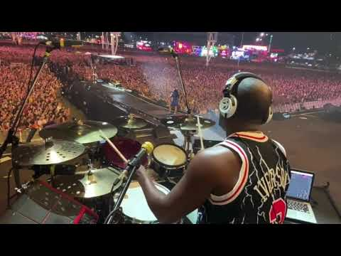 Black Eyed Peas / Rock In Rio 2019 / Keith Harris / Pump It, Just Can't Get Enough