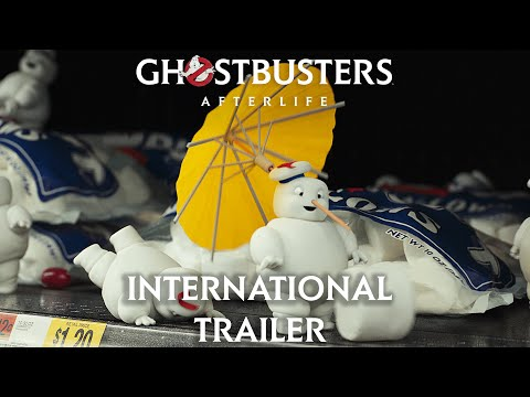 Ghostbusters Afterlife trailer #3