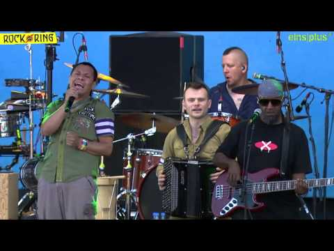 Gogol Bordello - Live at Rock am Ring 2014 (HD)