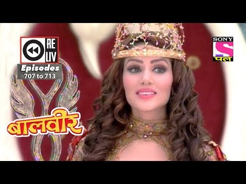 Weekly Reliv | Baalveer | 2nd September To 8th September 2017 | Episode 707 To 713