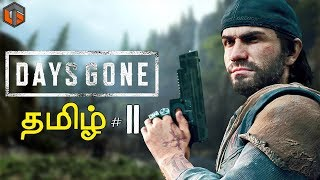 Days Gone 11 Live Tamil Gaming