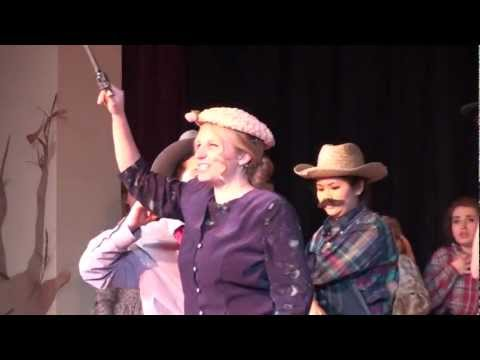 Farmer And The Cowman from Oklahoma - Notre Dame de Sion Musical