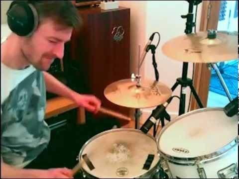 Steve Wattis drums Windowlicker by Aphex Twin