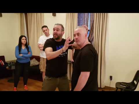 Most Effective Strikes In A Street Fight -  NYC Self Defense Seminar