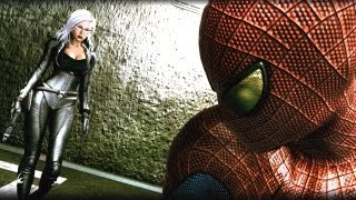 The Amazing Spider-Man Vs Felícia Hardy (Black Cat)