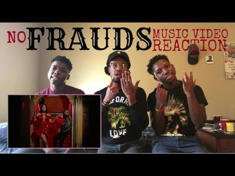 No Frauds Music Video Reaction