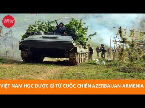 Quân đội Việt Nam và bài học từ cuộc chiến Azerbaijan-Armenia - Biết người, biết ta