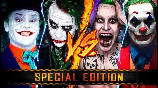 JOKERS VS. JOKERS ║ COMBATES MORTALES DE RAP: SPECIAL EDITION ║ JAY-F, BTH GAMES, DOBLE CERO & KINOX