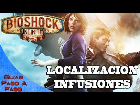 Bioshock Infinite | Localización de las Infusiones | Logro / Trofeo: Infusión de grandeza