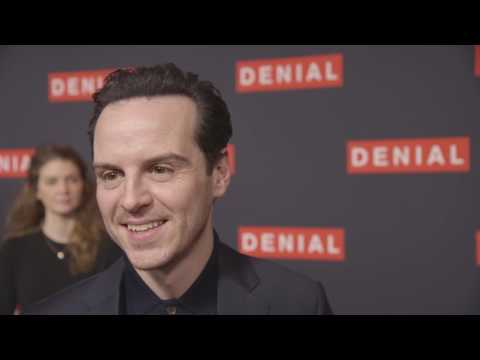 Andrew Scott defends his signature pose from Sherlock