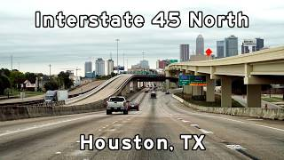 2018/11/11 - Interstate 45 North - Houston, TX