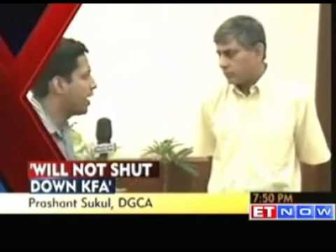 No plans to shut down Kingfisher Airlines: DGCA