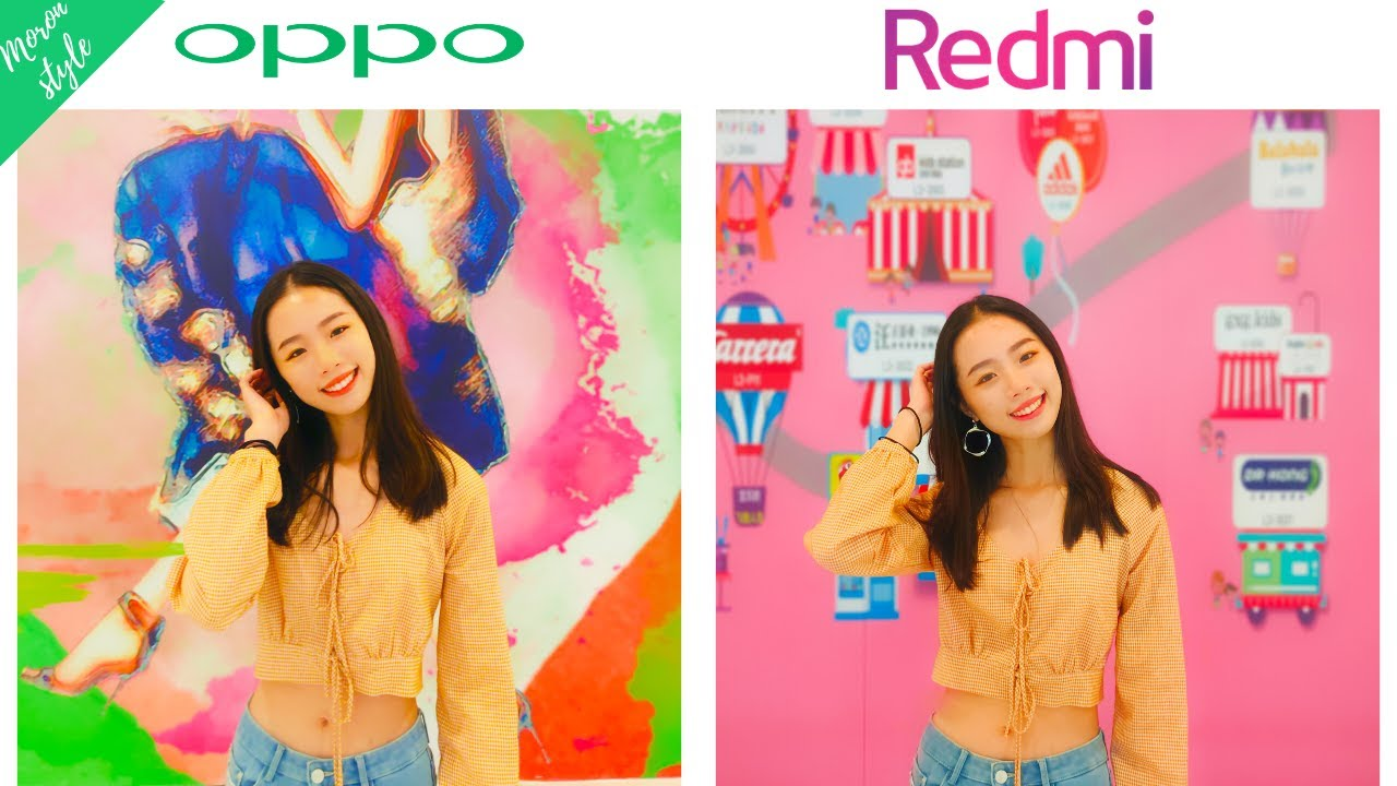 Redmi K30 Pro vs Oppo Reno 10x Zoom Camera Comparison