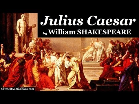 JULIUS CAESAR by William SHAKESPEARE -  Book  Greatest Books V1